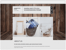 Scandinavian-decor