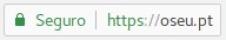 Site seguro com SSL